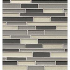 Manhattan Random Sized Glass Mosaic Tile in Broadway