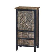 Wovenwood 1 Door 2 Drawer Cabinet