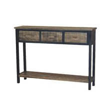 Wovenwood Console Table