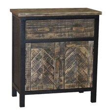 Wovenwood 1 Door 1 Drawer Cabinet