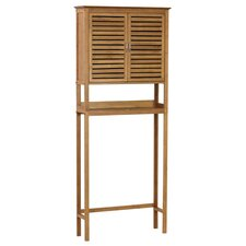 """Natural Spa 27.5"""" x 67"""" Freestanding Cabinet"""