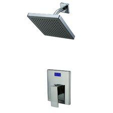Digital Display Shower Faucet
