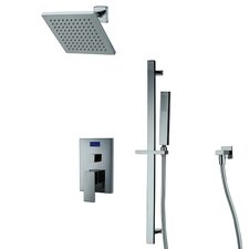 Dual Function Shower Faucet Lever Handle