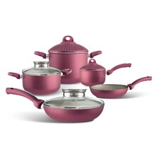 Uniqum Rubino 5-Piece Cookware Set