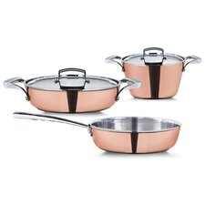 Reserve 3-Piece Cookware Set