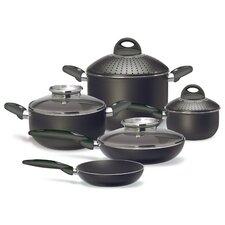 Platino Bio-Ceramix Nonstick 9-Piece Cookware Set