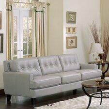 Barbara Leather Modular Sofa