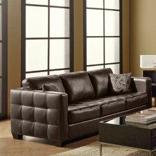 Barrett Leather Modular Sofa