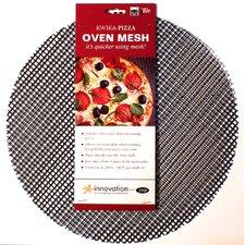 Kwika 32cm Round Pizza Oven Mesh