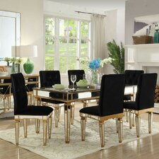 Imperial Dining Table and 6 Chairs
