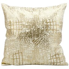 Hers Cotton Throw Pillow