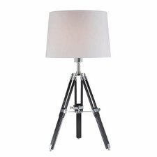 "Artech 23"" H Table Lamp with Empire Shade"