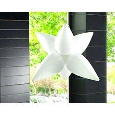 Starz 1 Light Outdoor Hanging Pendant