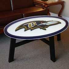 NFL Logo Coffee Table