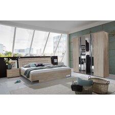 4-tlg. Schlafzimmer-Set Davos