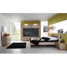 4-tlg. Schlafzimmer-Set Sanary, 160 x 200 cm