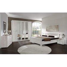 3-tlg. Schlafzimmer-Set Chalet, 160 x 200 cm