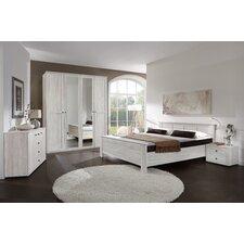 4-tlg. Schlafzimmer-Set Chalet, 180 x 200 cm
