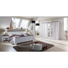 4-tlg. Schlafzimmer-Set Chateau, 180 x 200 cm
