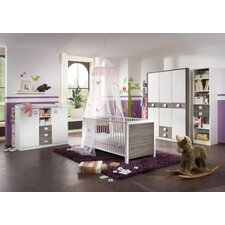 3-tlg. Babyzimmer-Set Jette
