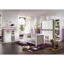 6-tlg. Babyzimmer-Set Jette