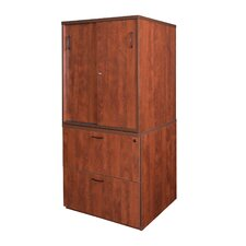 """Sandia 30"""" Storage Cabinet with Lateral File"""