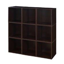 "Niche 39"" Cube Unit Bookcase (Set of 9)"
