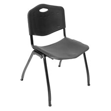 M Stacker Armless Stacking Chair