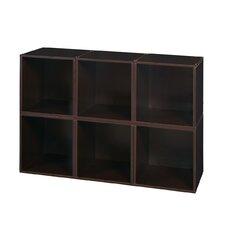 "Niche 26"" Cube Unit Bookcase (Set of 6)"
