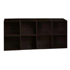 "Niche 26"" Cube Unit Bookcase (Set of 8)"