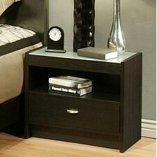 Times 1 Drawer Nightstand