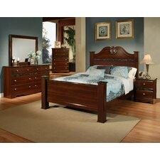 Camden 6 Drawer Dresser with Mirror