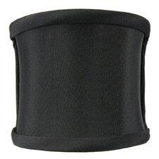 "4"" Fabric Drum Lamp Shade"