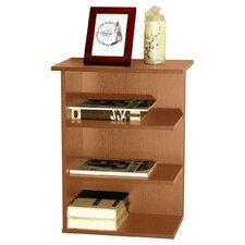 Modern 3 Shelf End Table