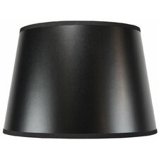 """14"""" Lined Drum Lamp Shade"""