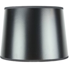 "14"" Lined Drum Lamp Shade"