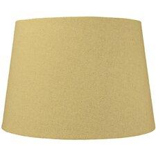 "16"" Linen Fabric Drum Lamp Shade"