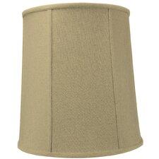 "14"" Premium Deluxe Linen Drum Lamp Shade"