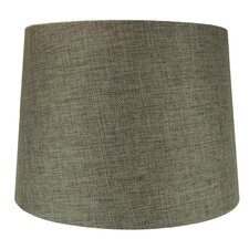 "12"" Hardback Drum Lamp Shade"