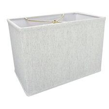 "14"" Linen Rectangular Shade"