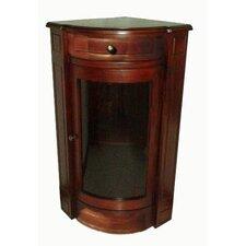 "Corner Short 35"" Barrister Bookcase"