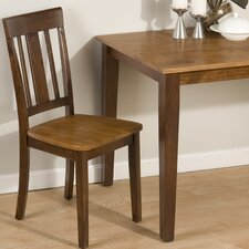 Triple Upright Side Chair (Set of 2)