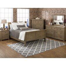 Slater Mill Sleigh Customizable Bedroom Set