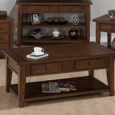 Clay County Coffee Table