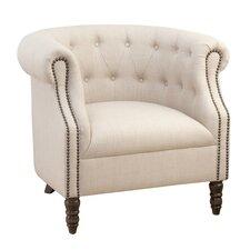Grace Tufted Club Chair