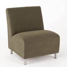 Ravenna Series Lounge Chair with Casters
