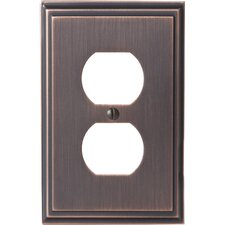 Mulholland Plug Outlet Wallplate