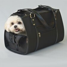 Petote Payton Black Dog Carrier
