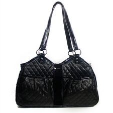 Metro Quilted Luxe Pet Carrier