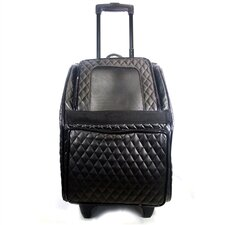 Rio Quilted Luxe Pet Carier